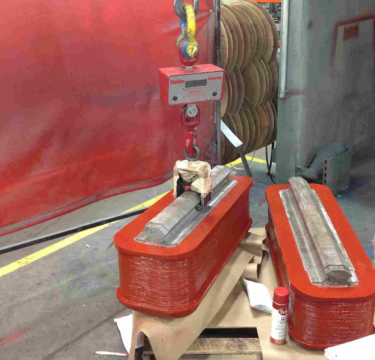 Salient Pole Hydro Generator Rotor Balancing Fagerstrom